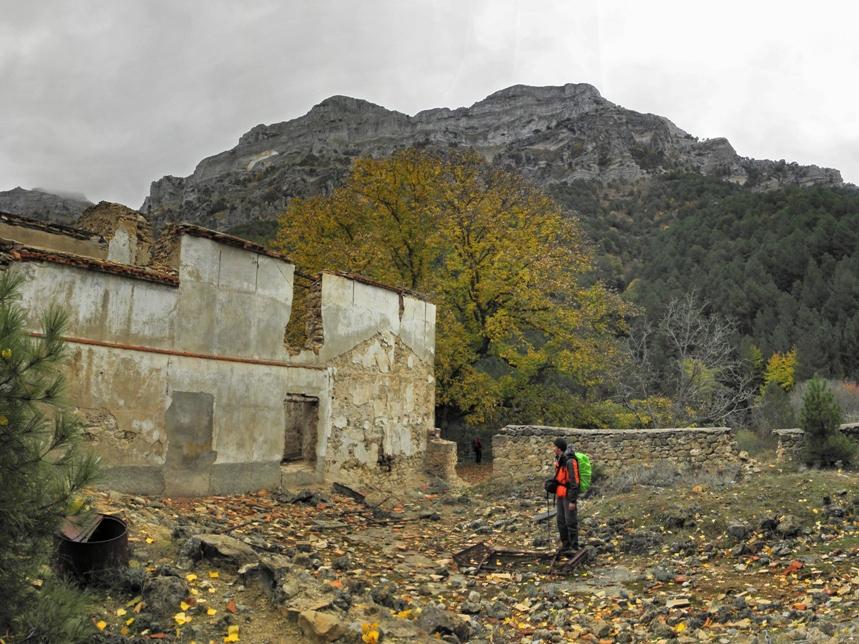 Barranco Valentín - Sierra del Pozo (24)