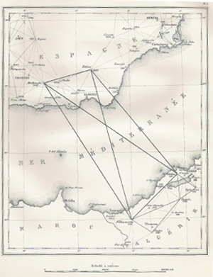 Enlace geodésico Mulhacén