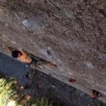 Escalada en Los Cahorros de Monachil