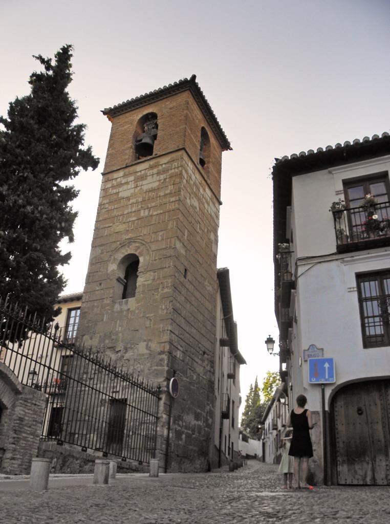 Alminar de San José, Granada
