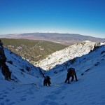 Corredor del Buitre Sierra Nevada