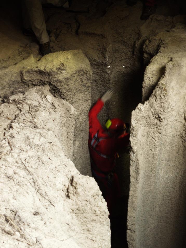 Cueva del Tesoro - Sorbas - Karst en Yesos (1)