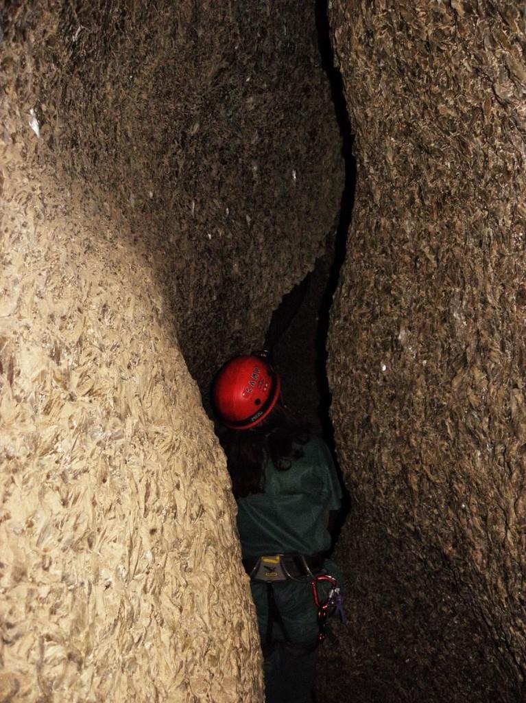 Cueva del Tesoro - Sorbas - Karst en Yesos (39)