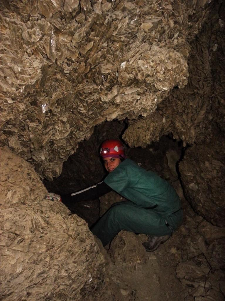 Cueva del Tesoro - Sorbas - Karst en Yesos (4)