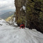 Sierra Nevada Almeriense: Caras B y Rarezas (I): Cruz del Pescadero (2.456m) por el Corredor Norte.