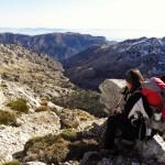 Por la Sierra de la Cabrilla: a Empanadas desde el Collado de la Zarca