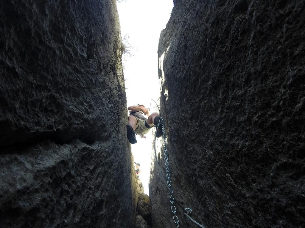 Ferrata de Loja – Cueva Horá (10)