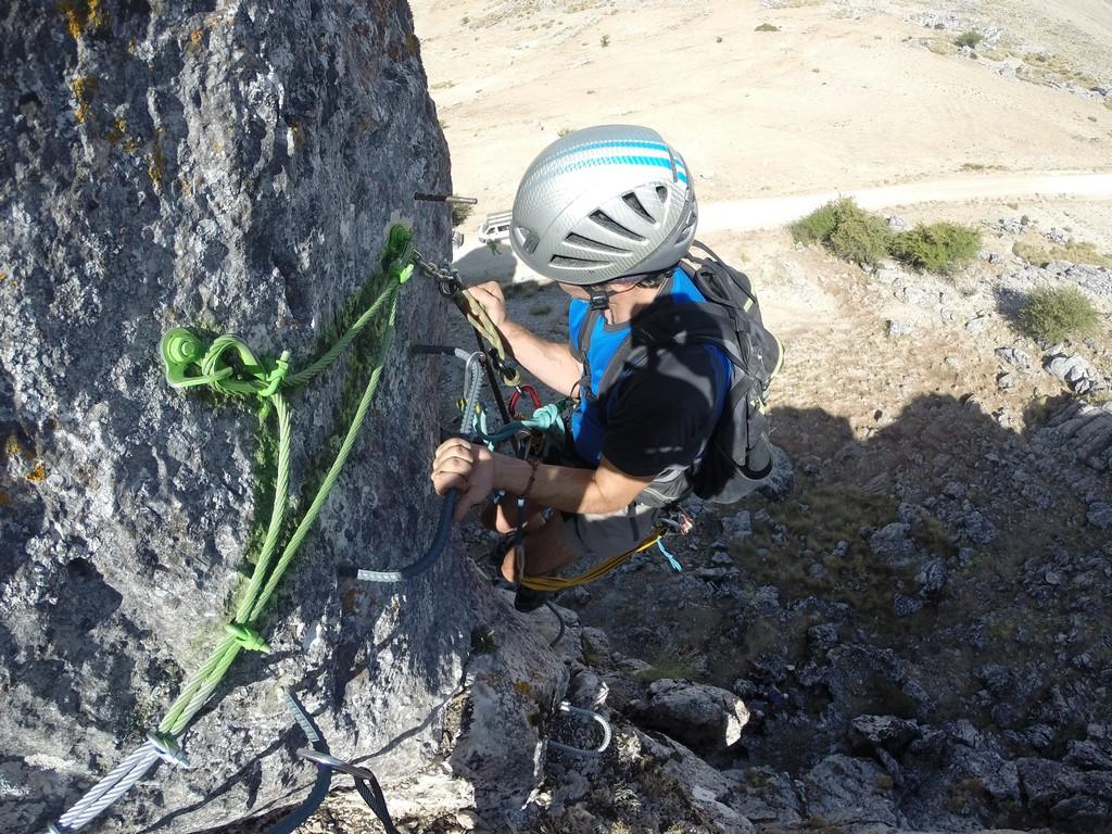 Ferrata de Loja – Cueva Horá (12)