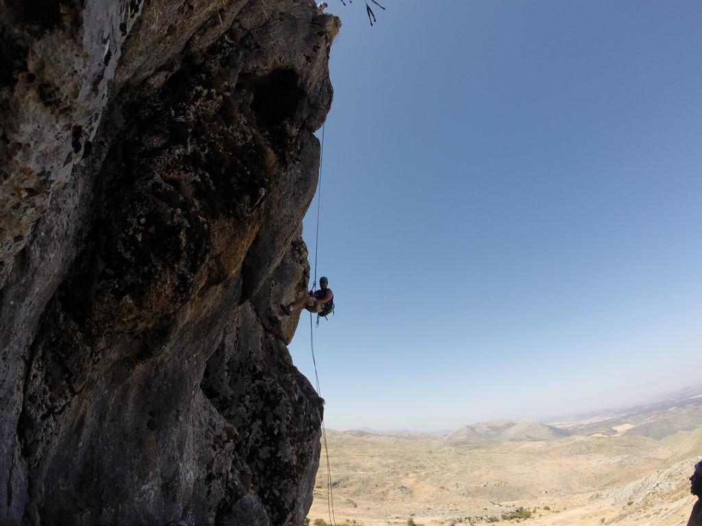 Ferrata de Loja – Cueva Horá (13)