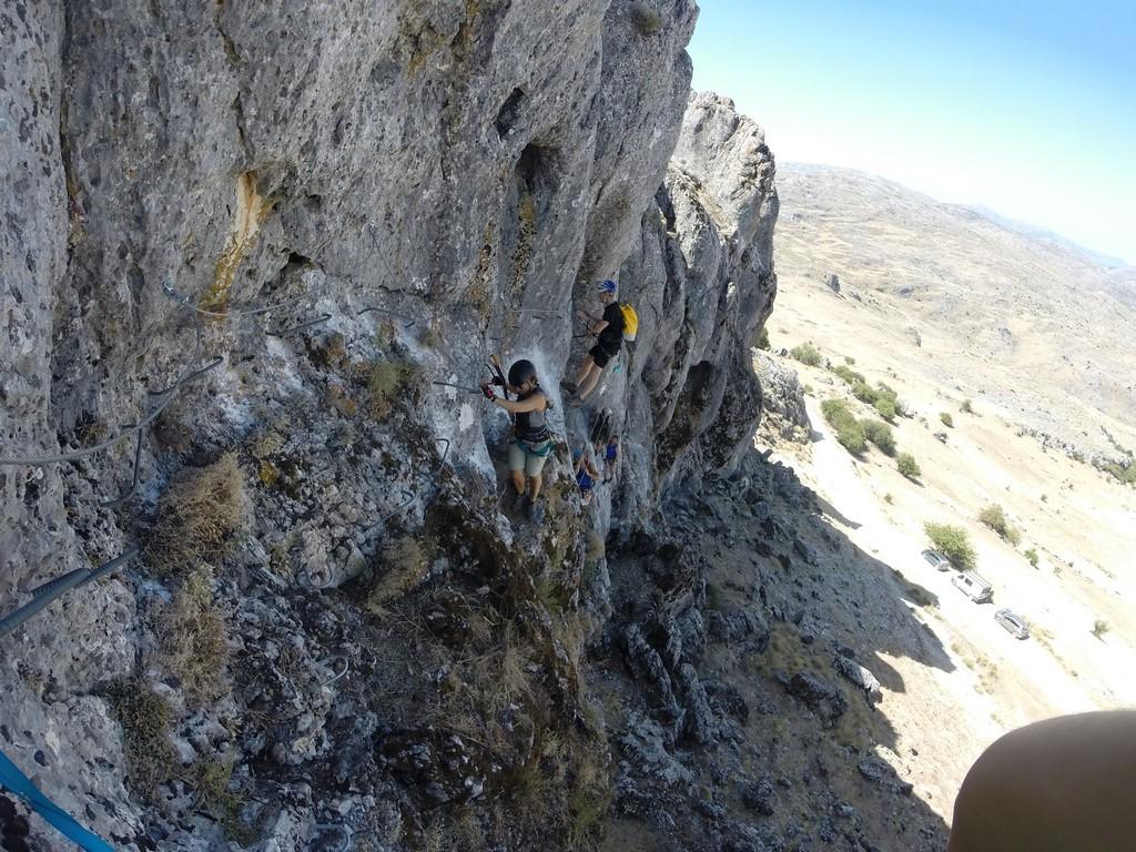Ferrata de Loja – Cueva Horá (14)