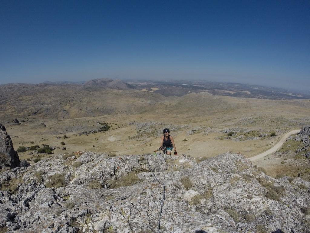 Ferrata de Loja – Cueva Horá (16)