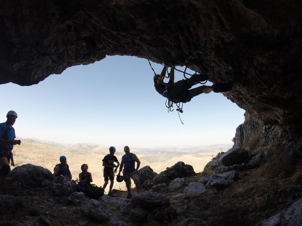 Ferrata de Loja – Cueva Horá (17)