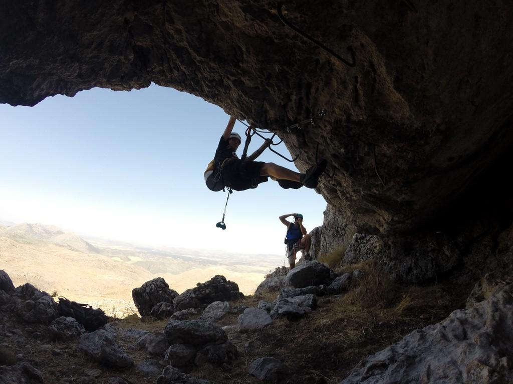 Ferrata de Loja – Cueva Horá (19)