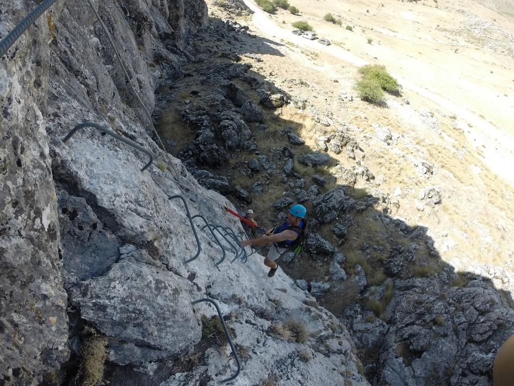 Ferrata de Loja – Cueva Horá (20)