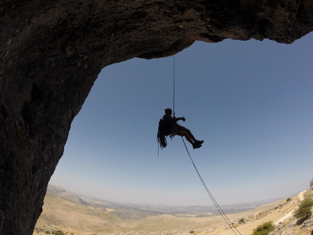 Ferrata de Loja - Cueva Horá (23)