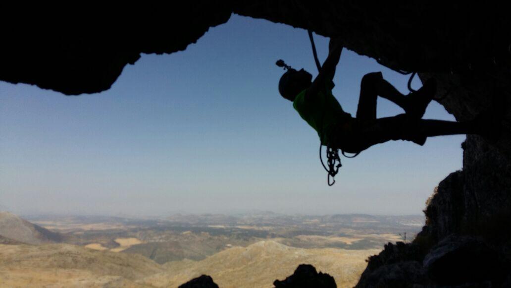 Ferrata de Loja – Cueva Horá (27)