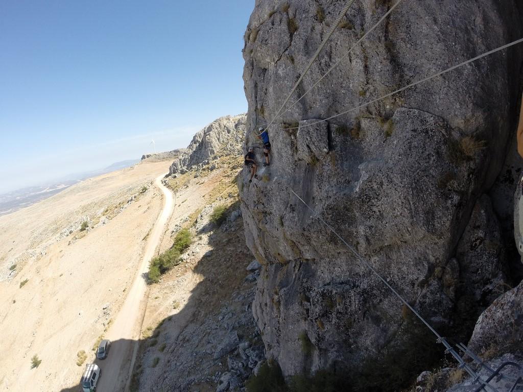 Ferrata de Loja - Cueva Horá (3)