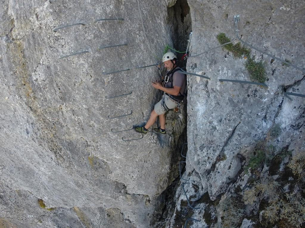 Ferrata de Loja - Cueva Horá (5)