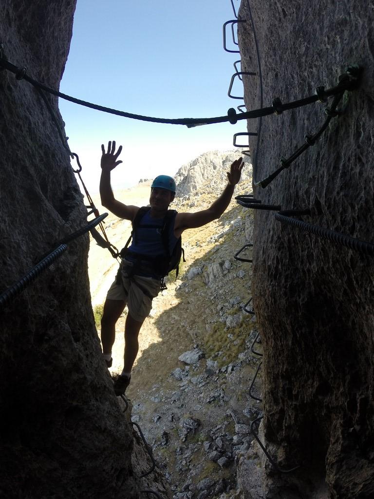 Ferrata de Loja – Cueva Horá (7)