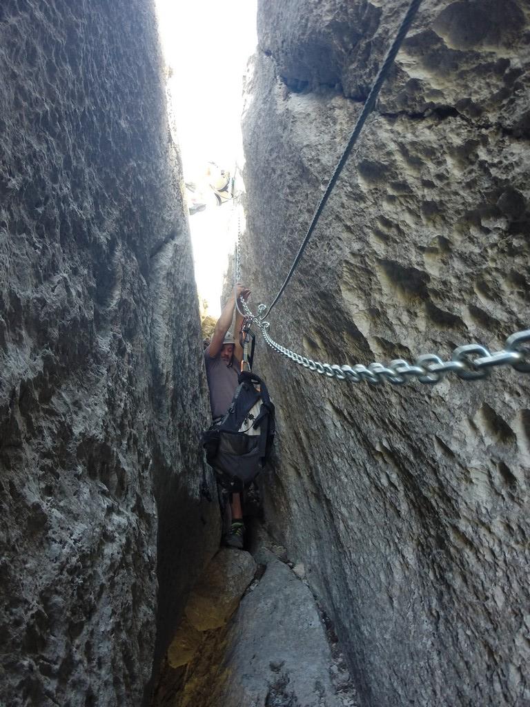 Ferrata de Loja – Cueva Horá (8)