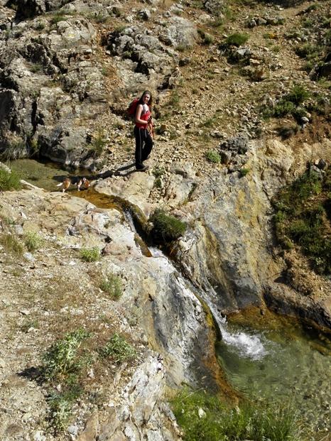 16 - saltos de agua por doquier
