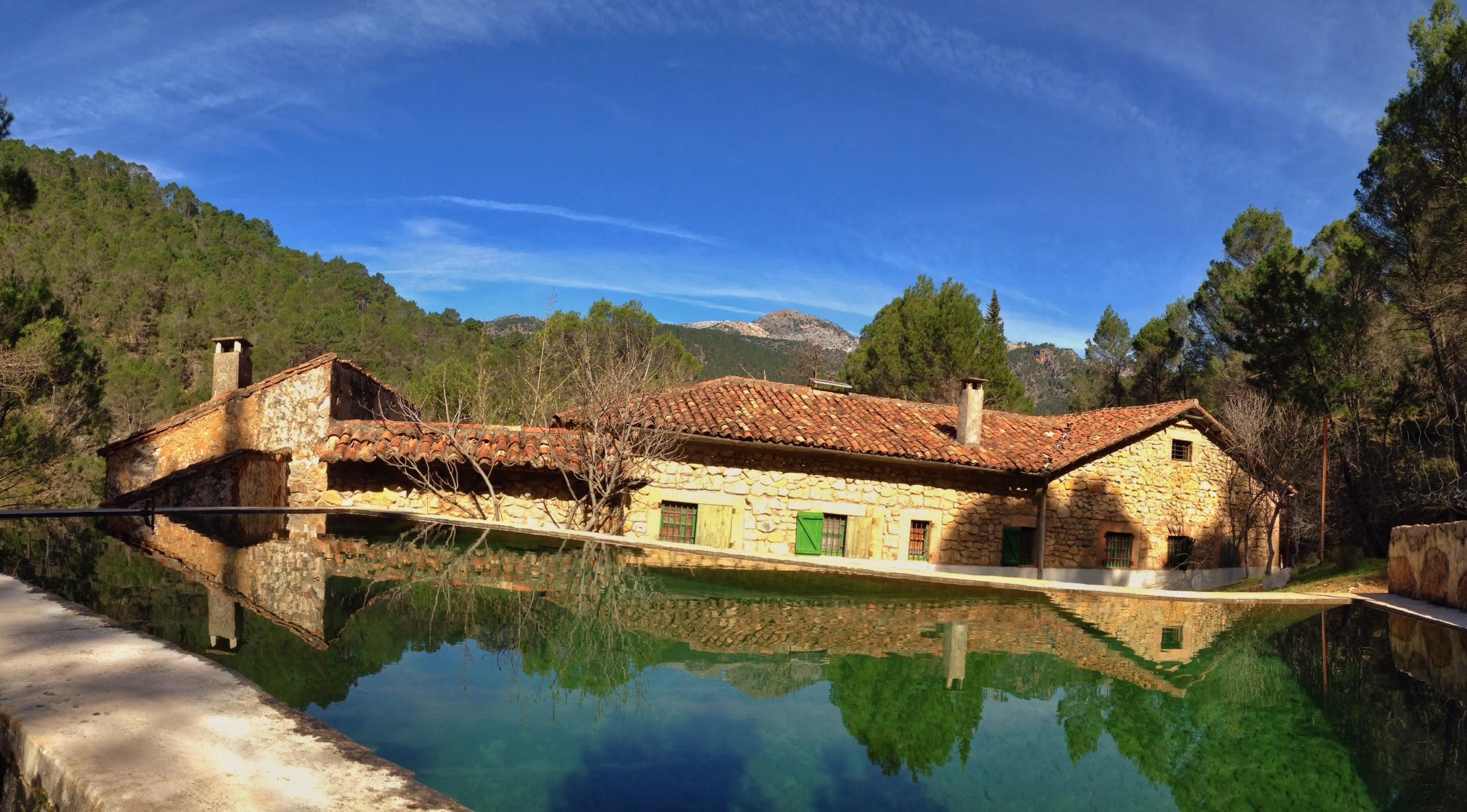 Casa Forestal de los Bonales