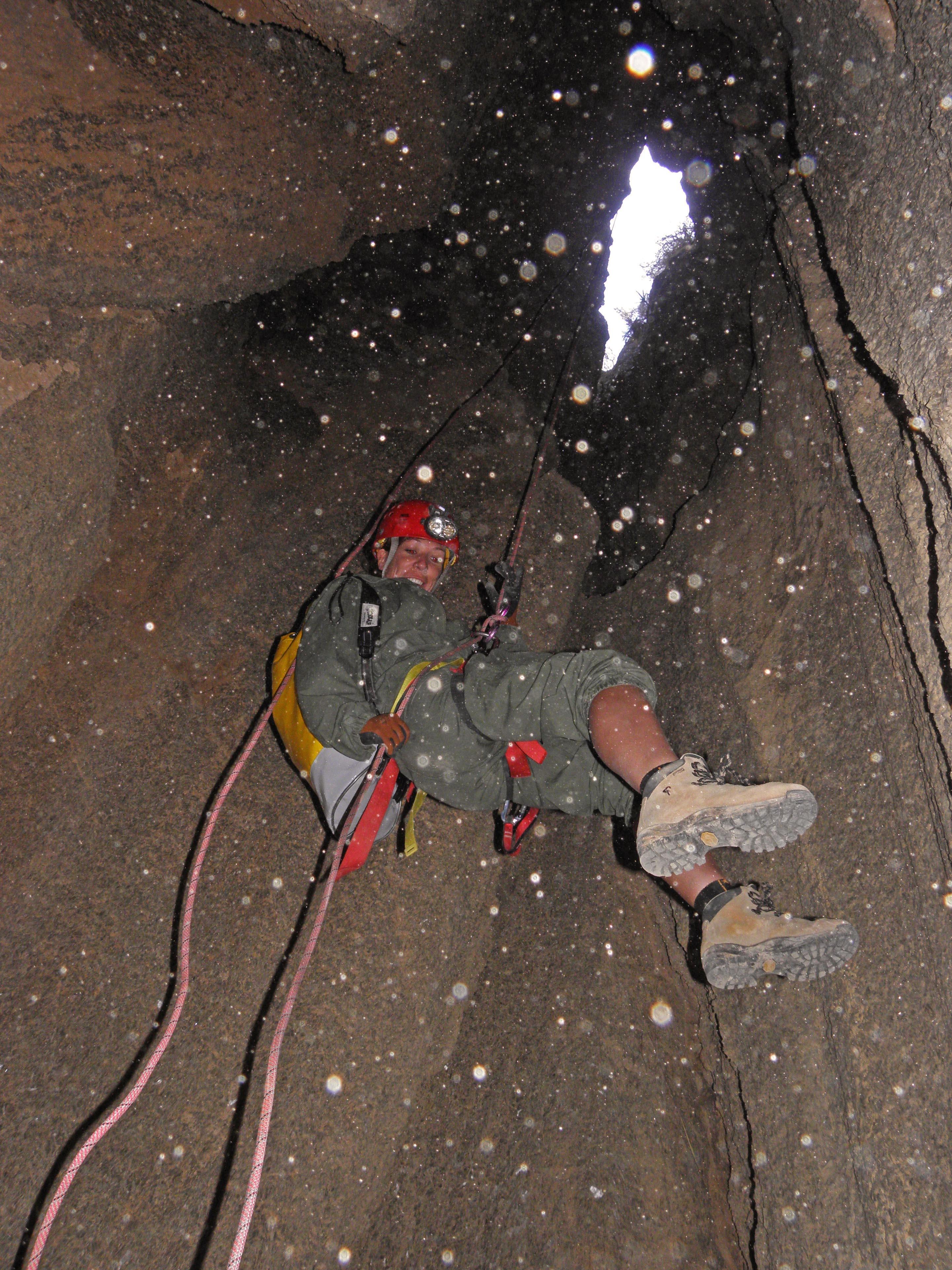 Cueva del Agua, Sorbas