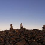 Atardecer en el Cerro del Caballo
