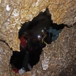 Creando paisajes: La Cueva del Agua [Espeleología en Sorbas]