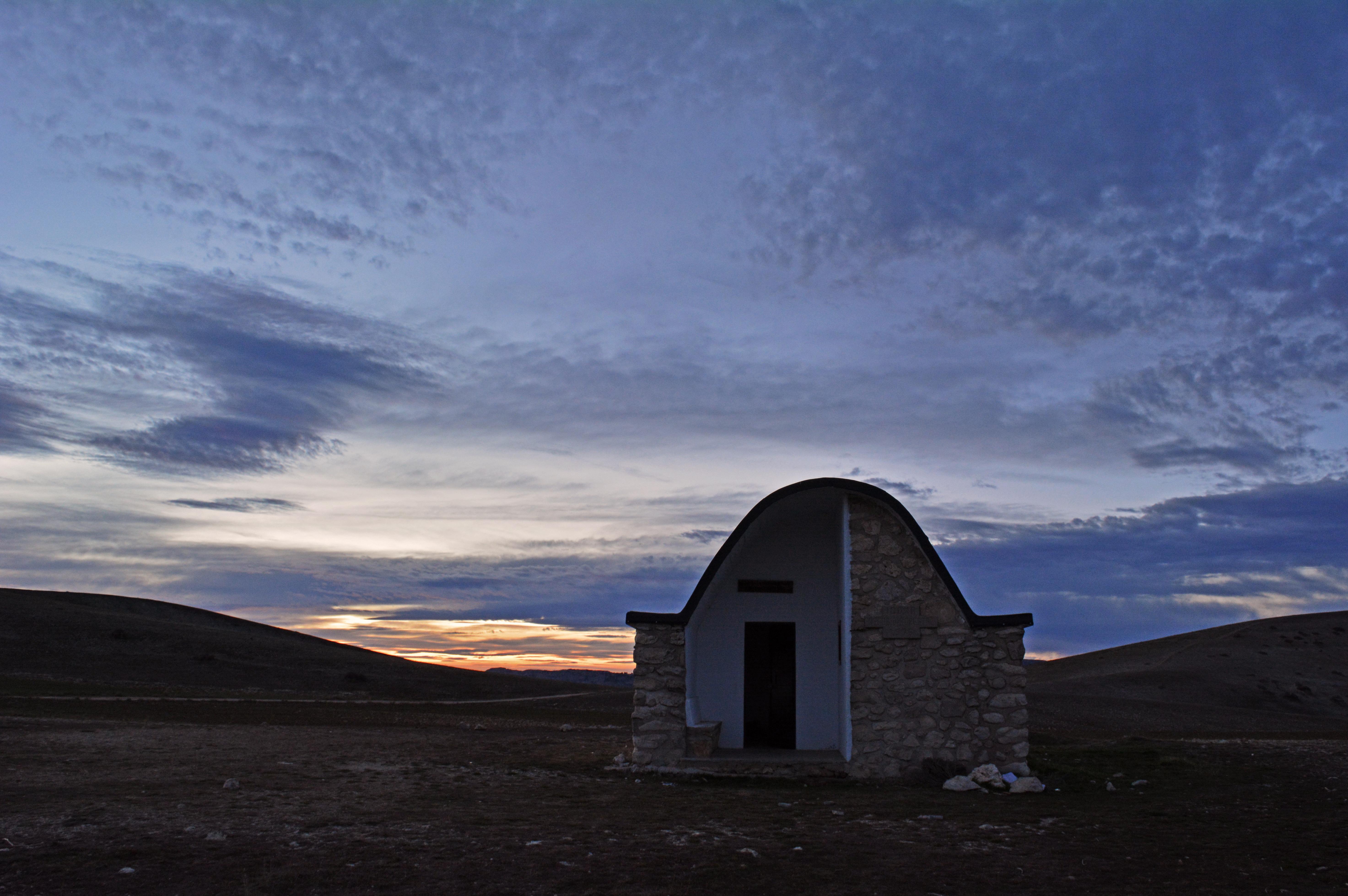 Refugio de Cañada Humosa
