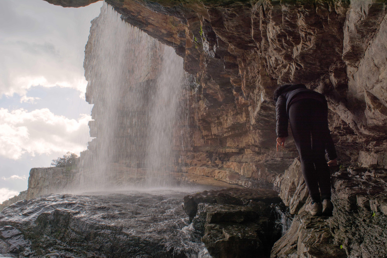 Cascada de la Cimbarra, Aldeaquemada